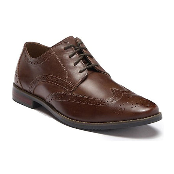 Matera II Wingtip Oxford in Chocolate Leather