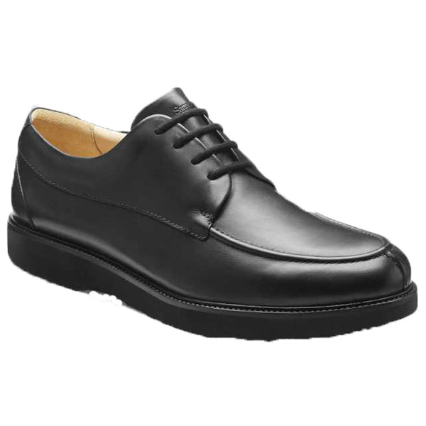 City Legend Men's Shoe in Black Leather