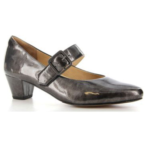 Valley in Cocoa Patent Leather
