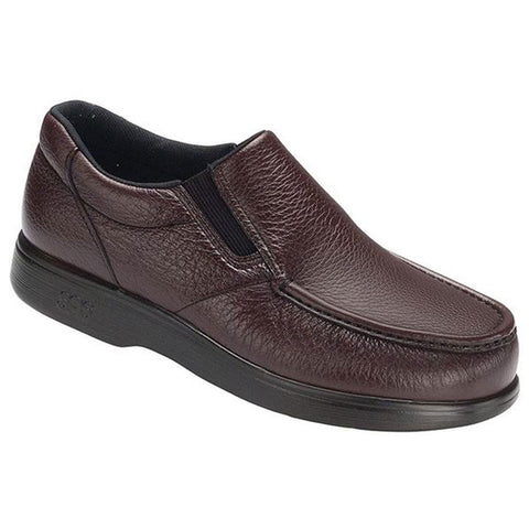 SAS Side Gore Loafer in Corodovan Leather at Mar-Lou Shoes
