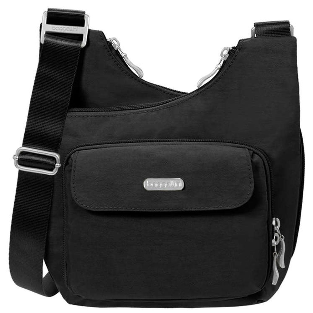 Criss Cross Bagg in Black