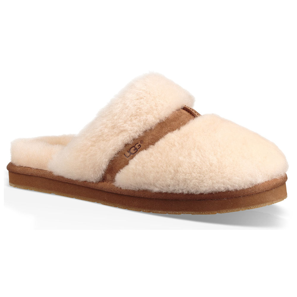 Dalla in Natural Sheepskin