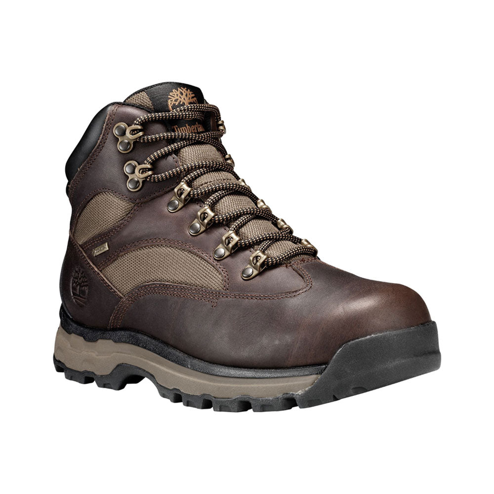 Chocorua Trail 2.0 Waterproof Hiking Boots in Dark Brown