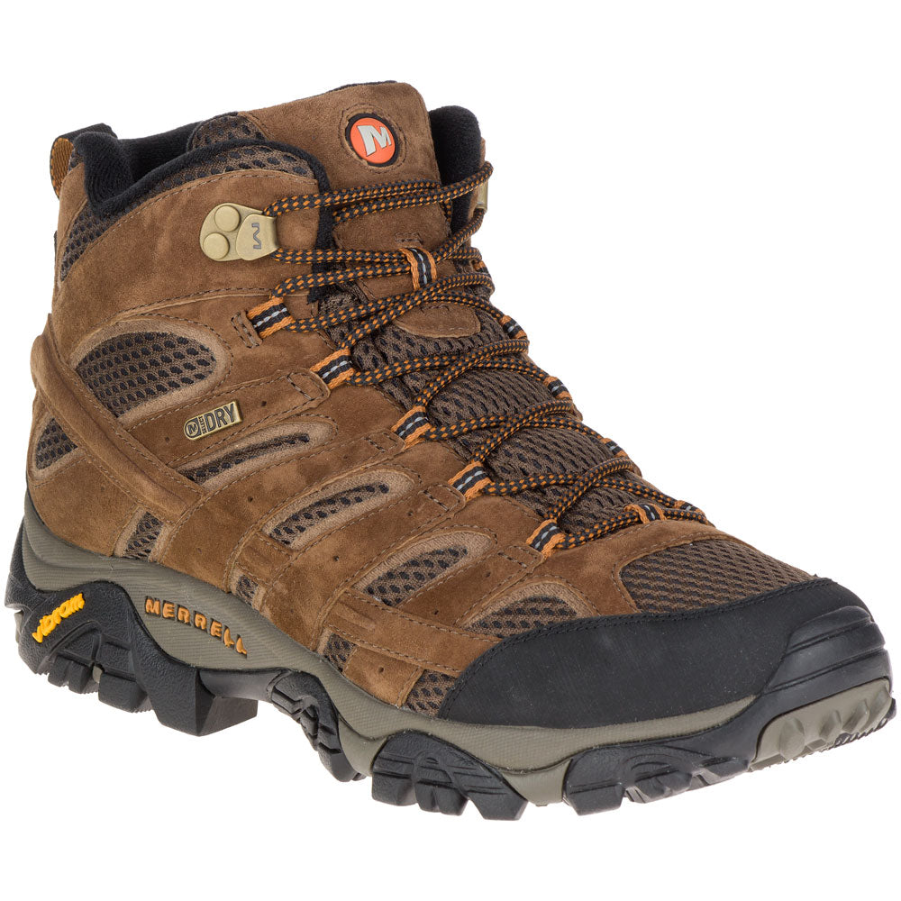 Men's Moab 2 Mid Waterproof in Earth