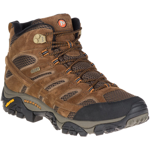 Moab 2 MOTHER OF ALL BOOTS™ Mid Waterproof in Earth