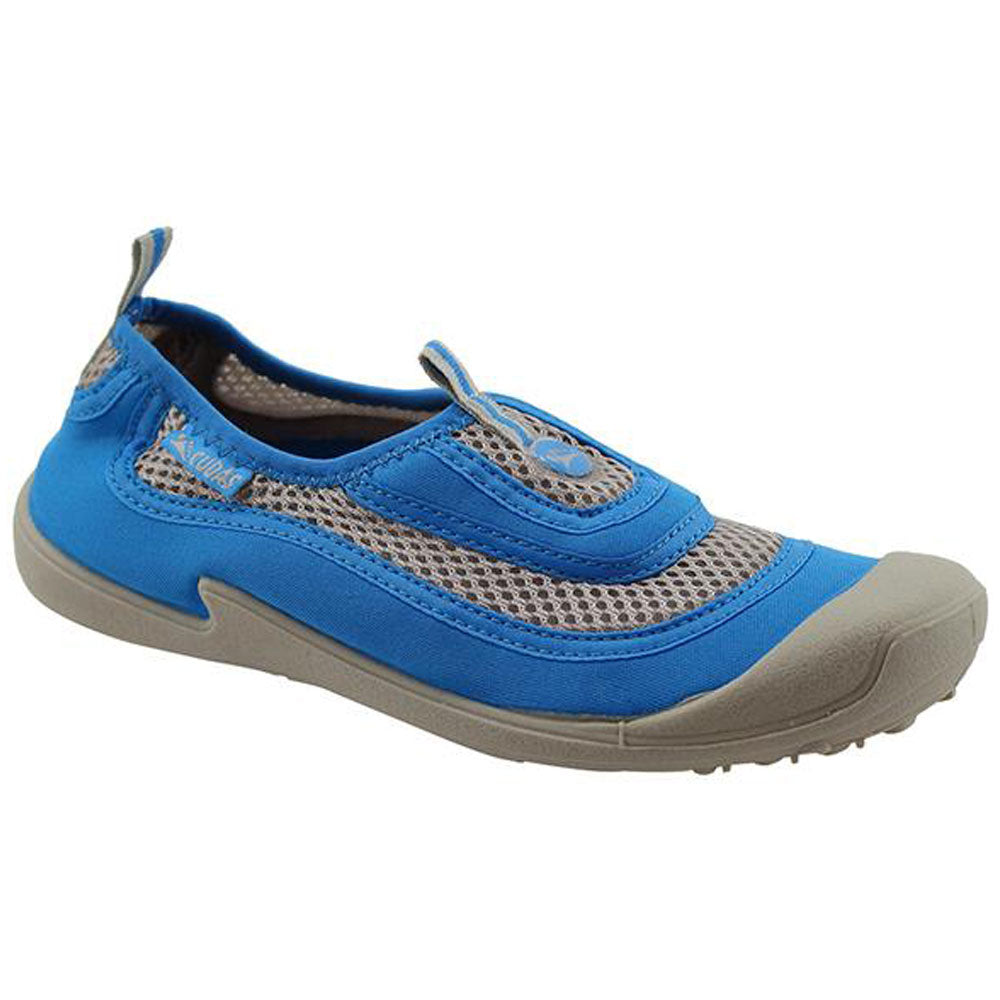 Women's Flatwater Water Shoes in Blue Mesh