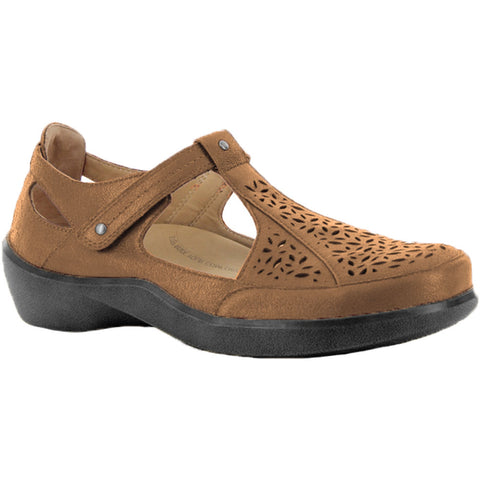 Gage in Summer Tan Leather Found at Mar-Lou Shoes