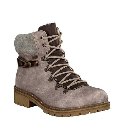 Y9131-43 Tex Asche K Boot in Grey