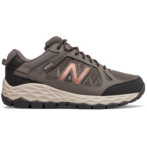 New Balance Women's 1350 in Waterproof Dark Grey with Phantom at Mar-Lou Shoes