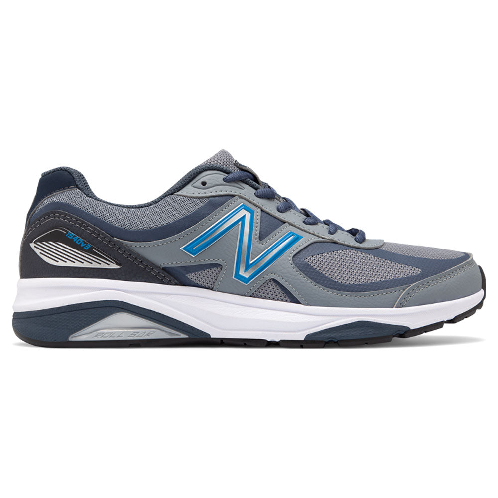 Men's 1540v3 Running Shoe in Marblehead with Black from New Balance found at Mar-Lou Shoes