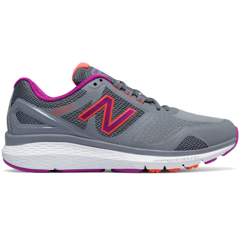 Women's 1865v1 in Gray Mesh