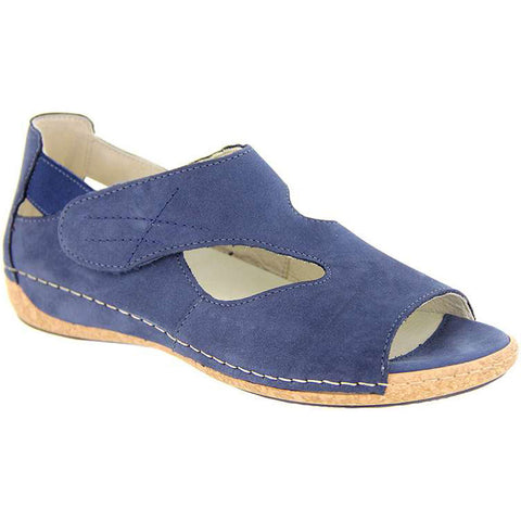 Bailey Sandal in Jeans Nubuck