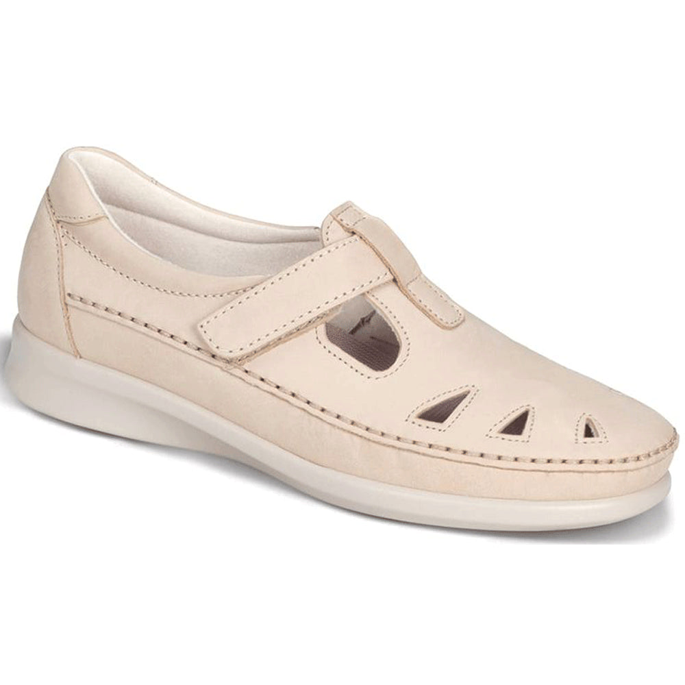 SAS Roamer in Linen Leather at Mar-Lou Shoes