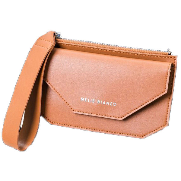 Lottie Crossbody in Saddle