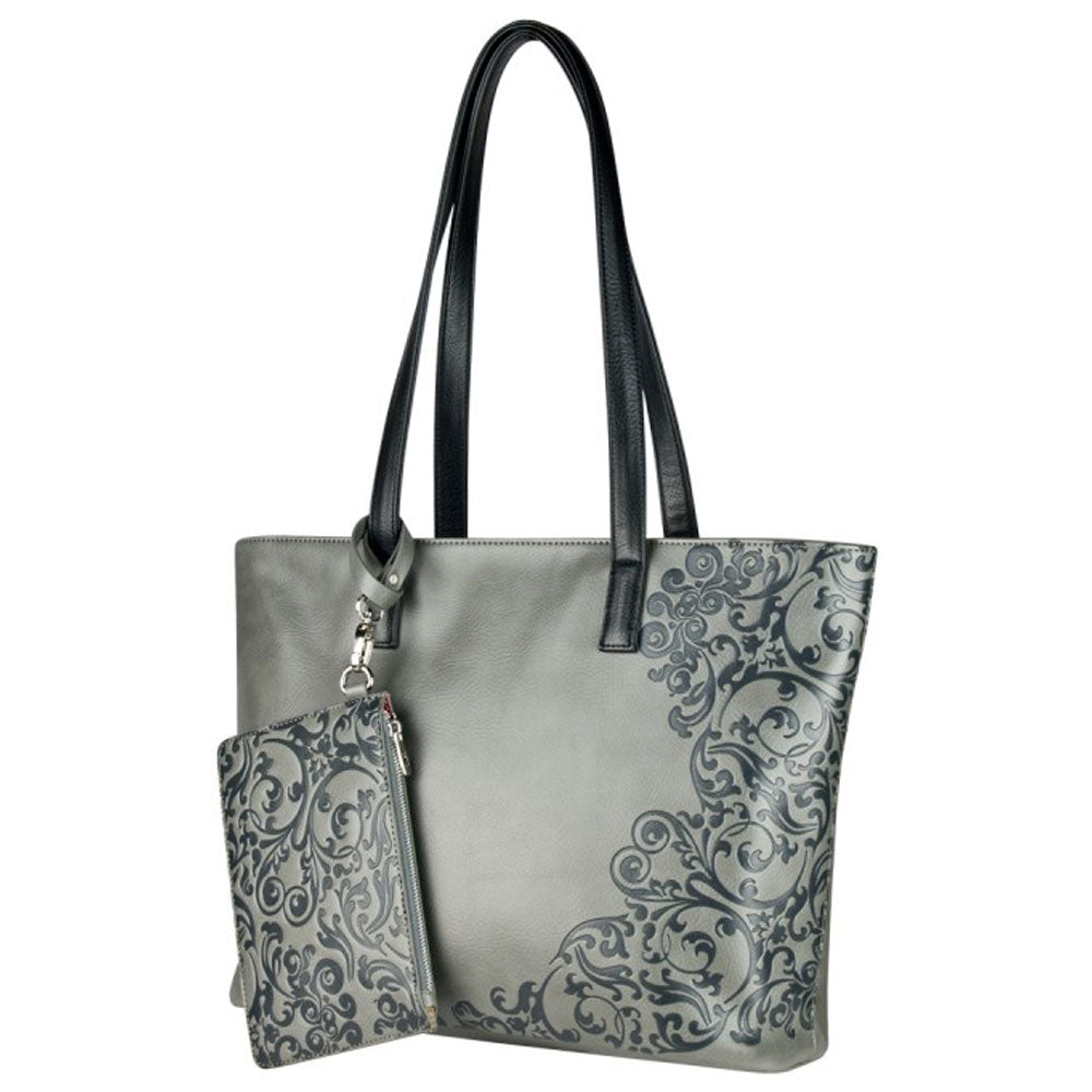 Majestic Tote in Grey