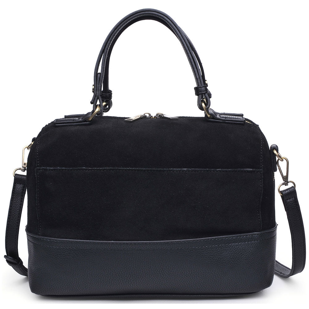 Matilda Satchel in Black