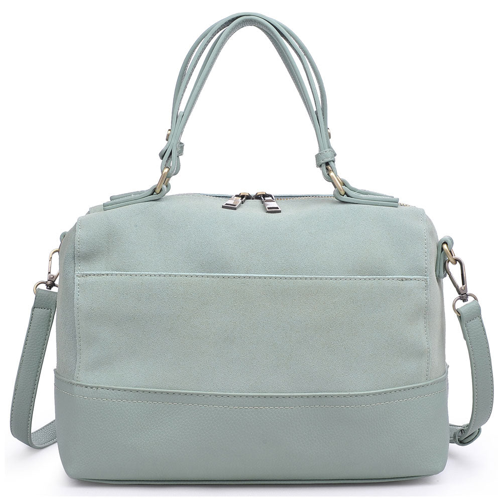 Matilda Satchel in Mint