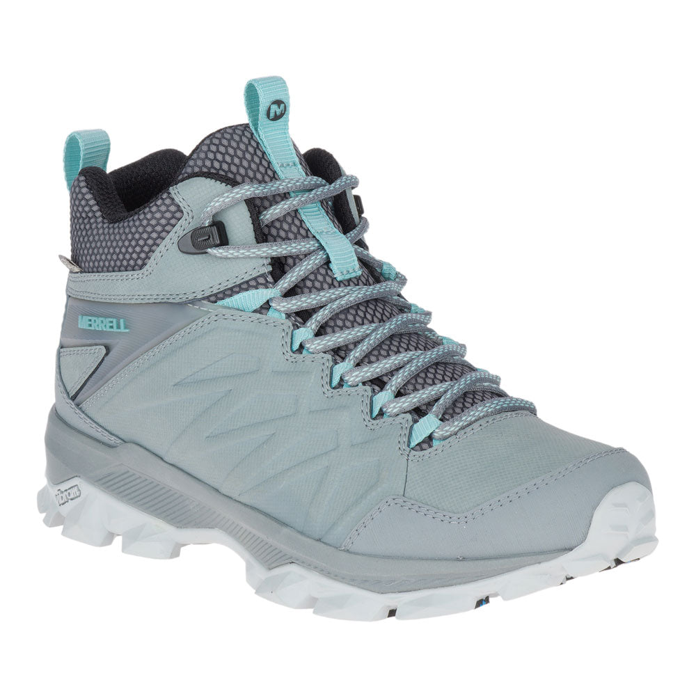 Merrell Women's Thermo Freeze Waterproof Boots in Monument at Mar-Lou Shoes