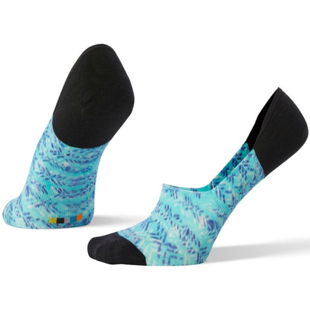 Women's Curated Mezcal No Show Socks in Multi Color