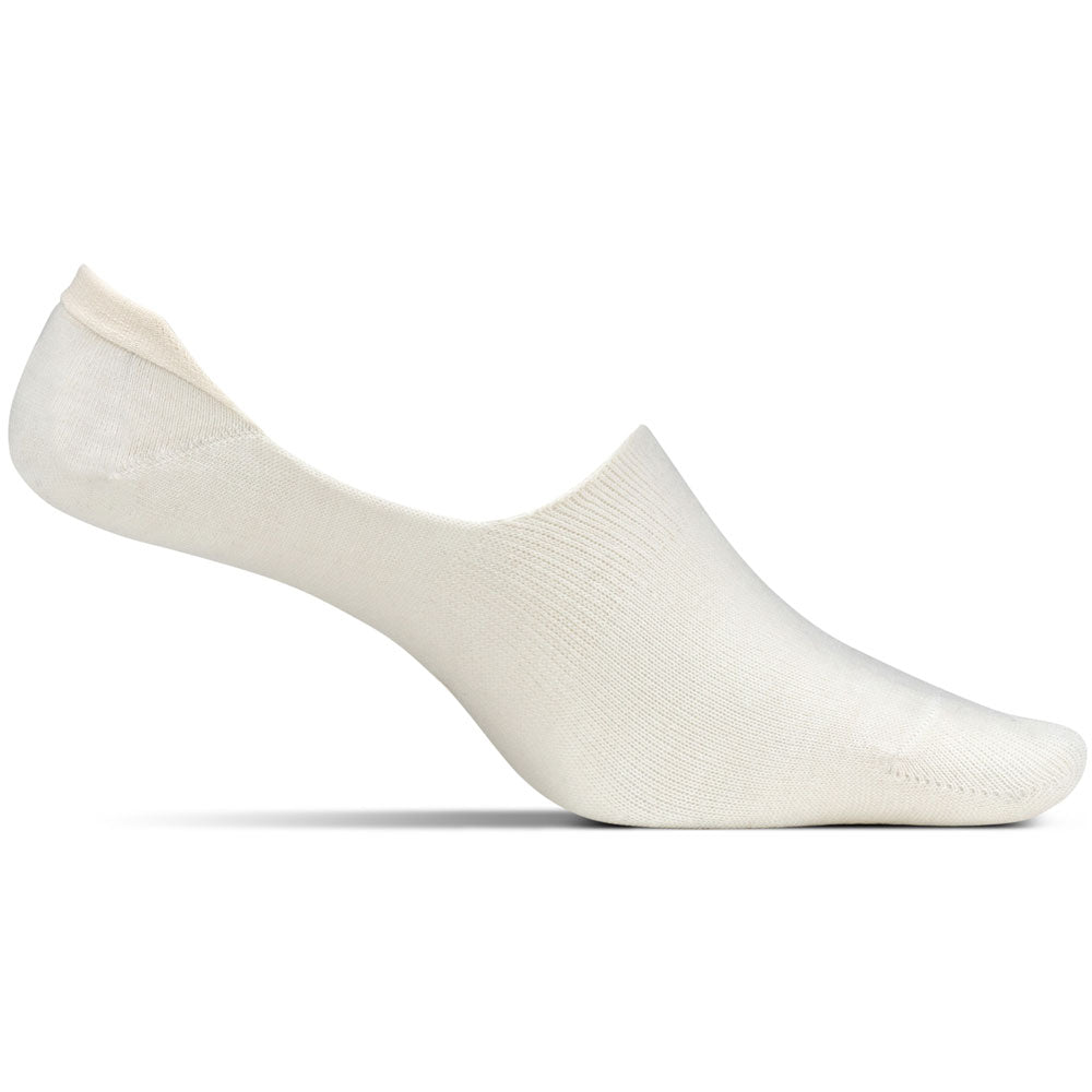Women's Everyday Hidden Socks in Natural