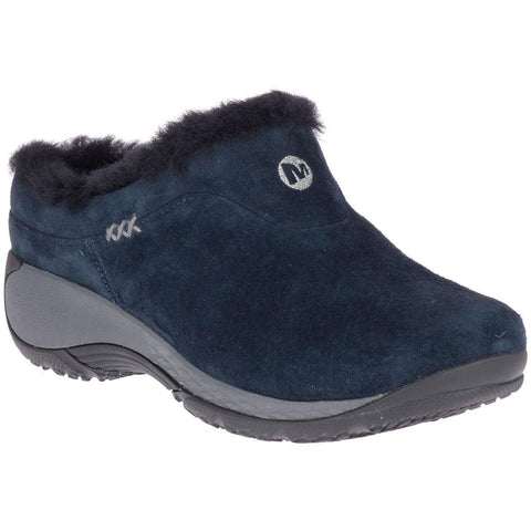 Merrell Women's Encore Q2 Ice in Navy Suede at Mar-Lou Shoes