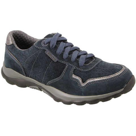 Lifestyle in Dark Blue Nubuck