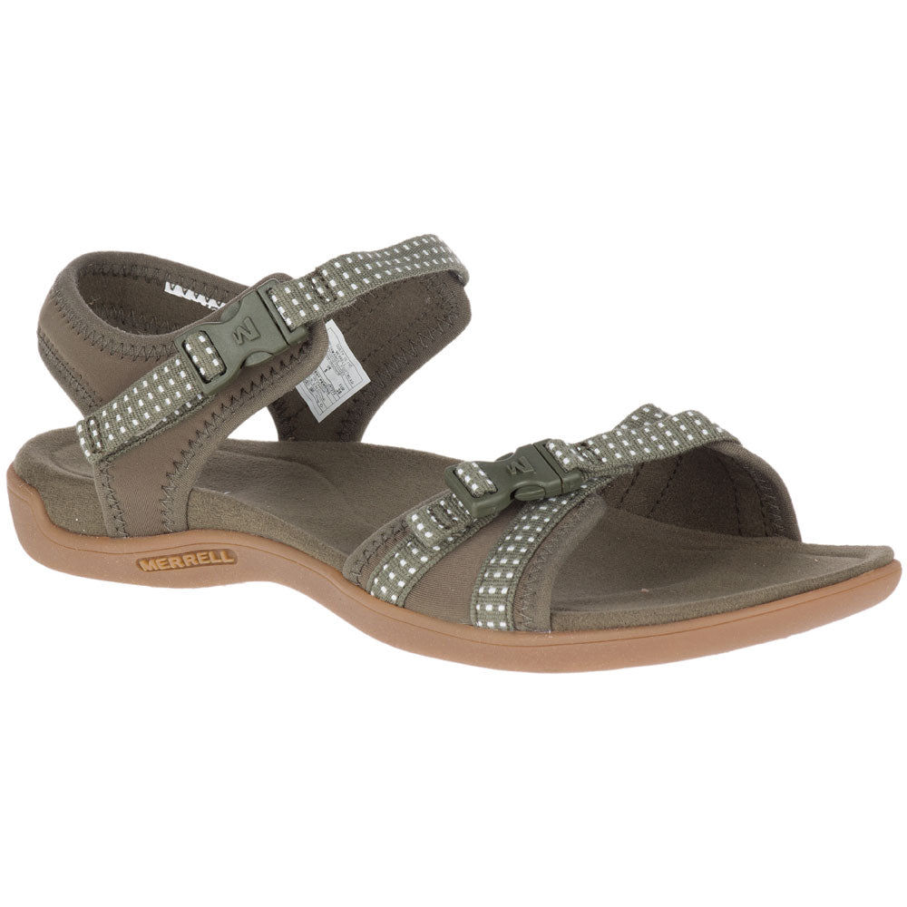 District Muri Sandal in Olive