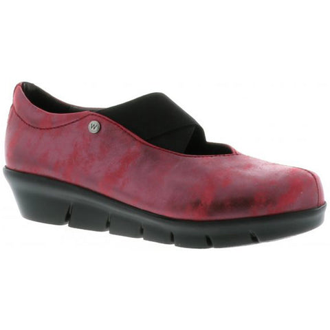 Cursa in Oxblood Nubuck