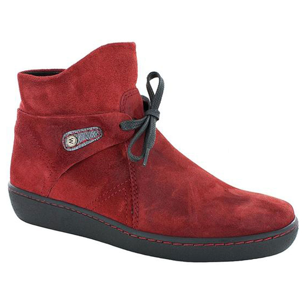 Pharos in Red Suede