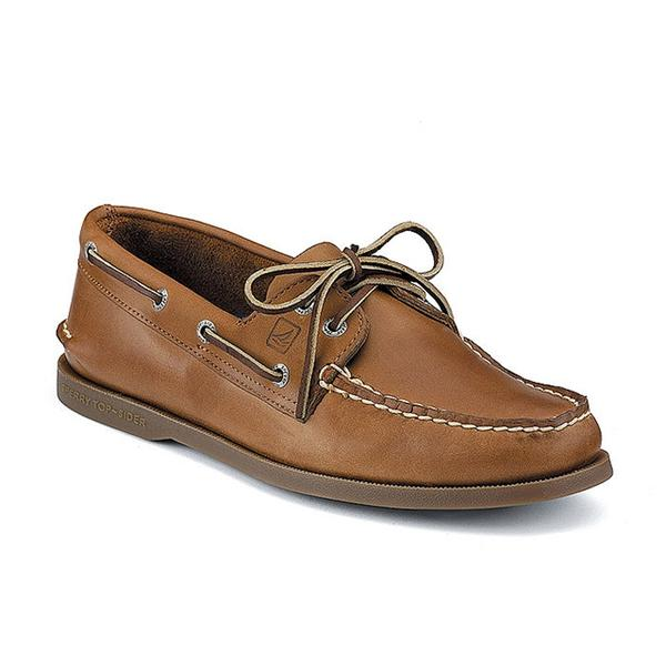 Authentic Original Boat Shoe Sahara Leather