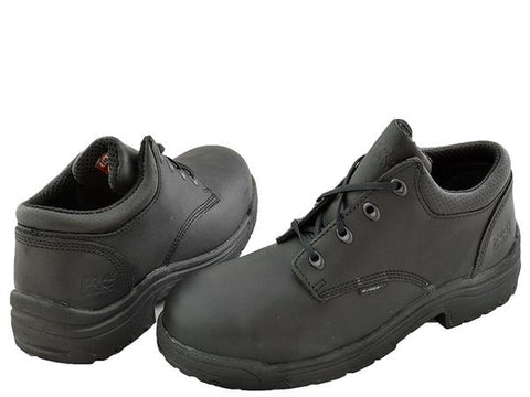 Titan Oxford Steel Toe Black