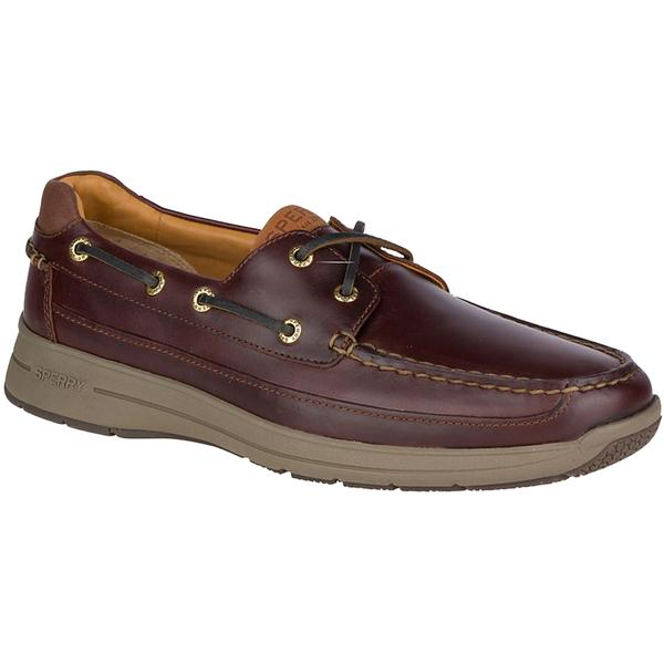 Gold Cup Ultra Boat Shoe with ASV in Amaretto
