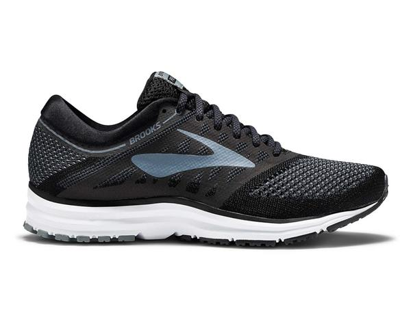 Revel Women's Running Shoe in Black and Grey
