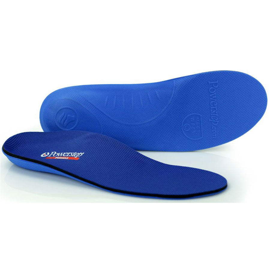 Powerstep Pinnacle Full Length Orthotic Insole at Mar-Lou Shoes