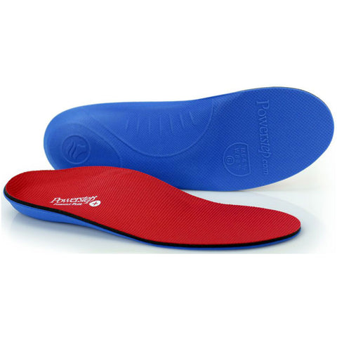 Powerstep Pinnacle Plus Full Length Inserts at Mar-Lou Shoes