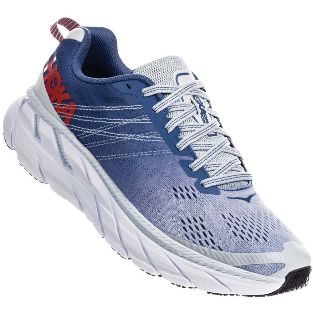 Women's Clifton 6 in Plein Air/Moonlight Blue
