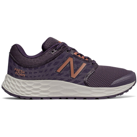 New Balance Women's Fresh Foam 1165 in Elderberry with Daybreak and Copper at Mar-Lou Shoes