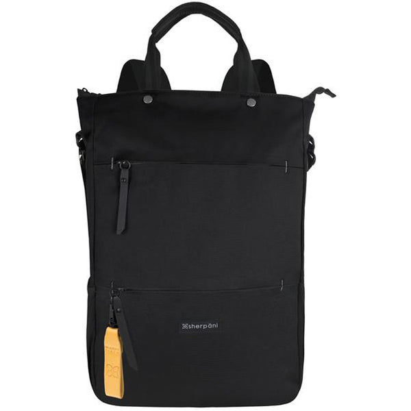 Sherpani Camden Backpack in Raven at Mar-Lou Shoes