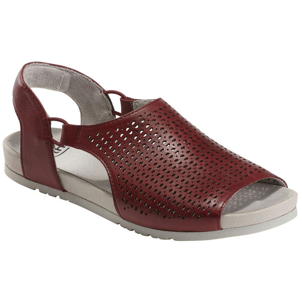 Linden Laveen Sandal in Regal Red