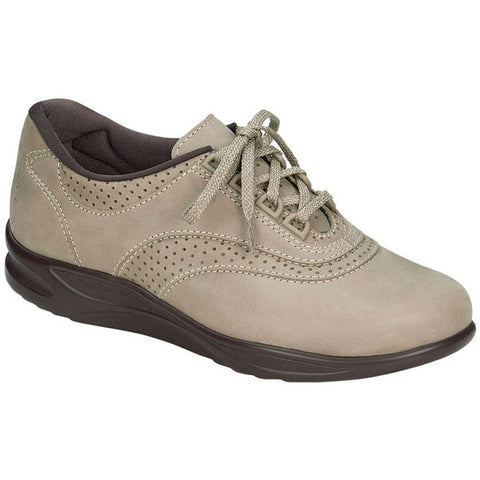 SAS Walk Easy in Sage Nubuck at Mar-Lou Shoes