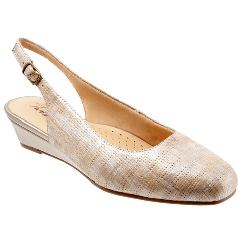 Lenore in Sand Beige Multi Leather
