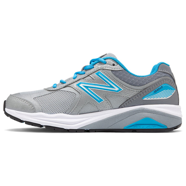 Women's 1540v3 in Silver with Polaris from New Balance found at Mar-Lou Shoes