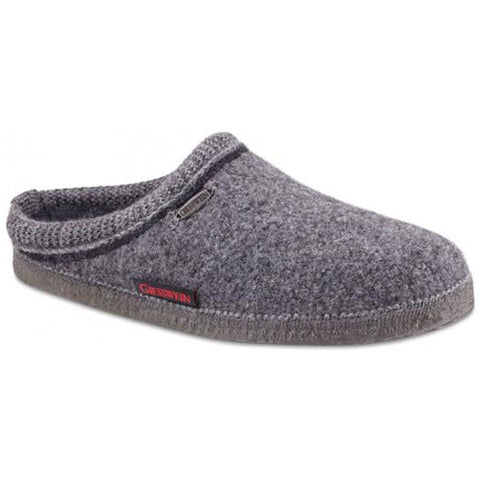 Giesswein Ammern Slipper in Slate at Mar-Lou Shoes