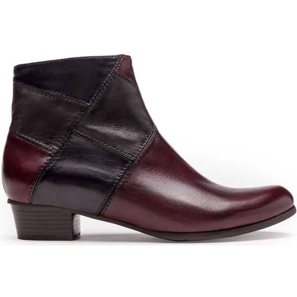 Stefany 276 Boot in Sangria Leather