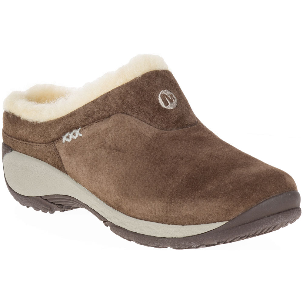 Merrell Women's Encore Q2 Ice in Stone Suede at Mar-Lou Shoes