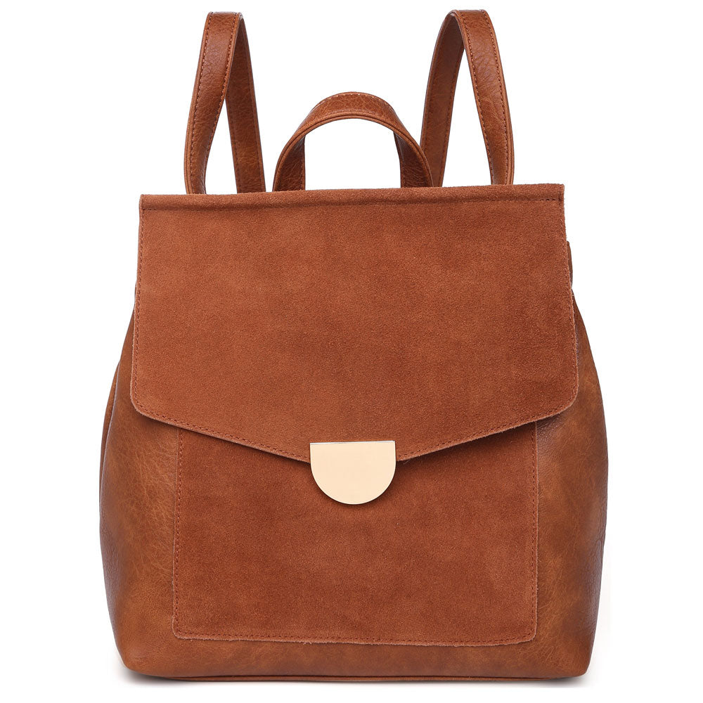 Lynn Backpack in Tan