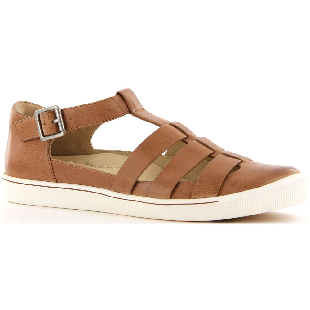 Dior Sandal in Tan Leather Found at Mar-Lou Shoes