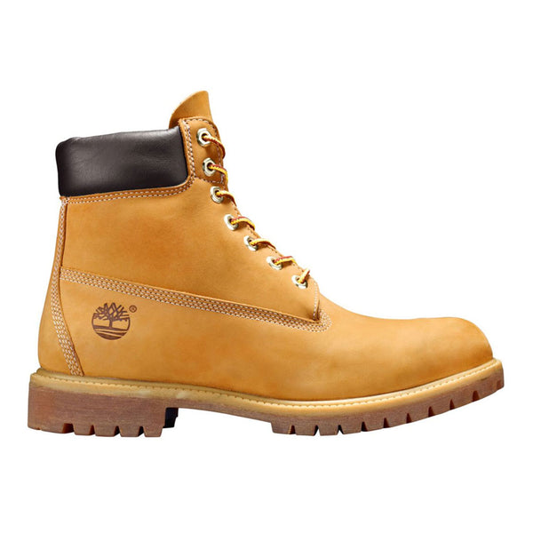 6-Inch Premium Waterproof Boots in Wheat Nubuck