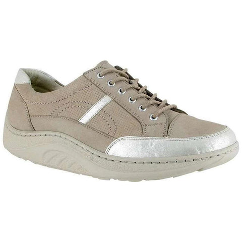 Waldlaufer Bliss Helli in Light Taupe Combi at Mar-Lou Shoes