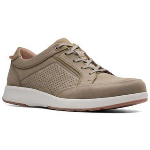 Un Trail Form in Taupe Nubuck